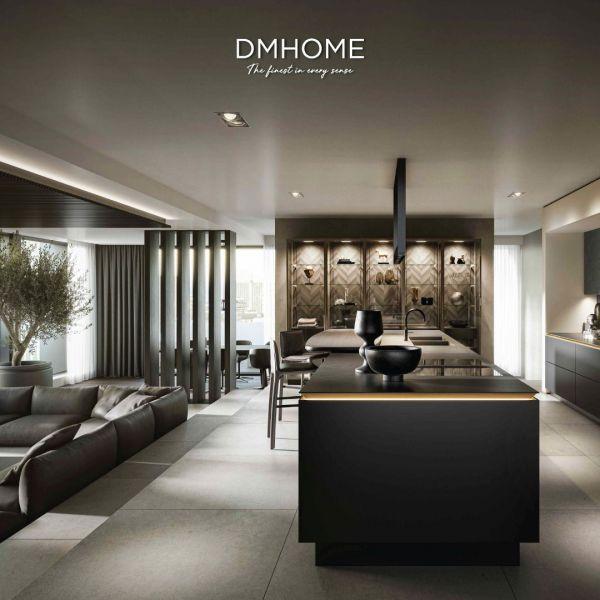 Interior design ideas for your dream kitchen [Siematic Kitchen]