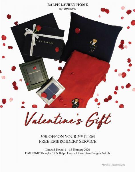 Valentine's Gift from Ralph Lauren Home
