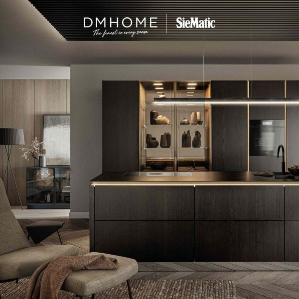 SieMatic SLX PURE - Beyond the Beauty of Luxury Kitchen