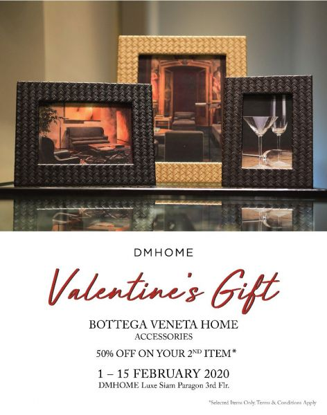 Valentine's Gift from Bottega Veneta Home