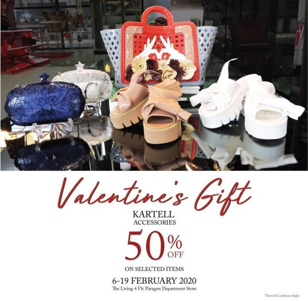 Valentine's Gift Ideas from Kartell