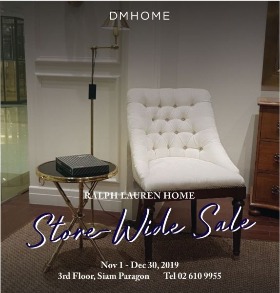 DMHOME Ralph Lauren Home Store-Wide Sale