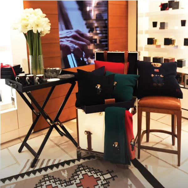 Ralph Lauren Home By DMHOME At Central Embassy