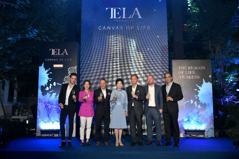 Grand Celebration For TELA Thonglor