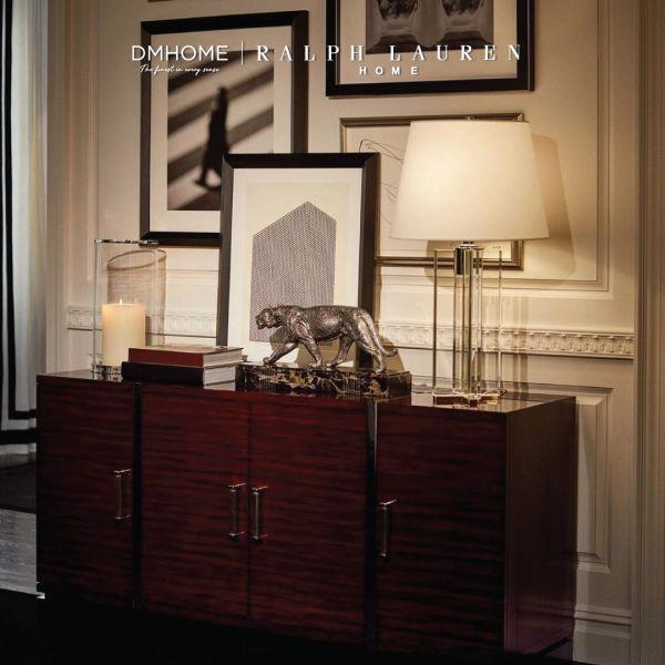Timeless Style & Design: Ralph Lauren Home Modern Penthouse